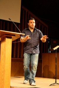 Mark Driscoll, by James Gordon